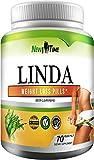 Linda - Best Weight Loss Pills - Linda for Women & Men - Herbal Diet Supplements - Natural Appetite Suppressant That Works Fast - Best Diet Pills +10 pcs
