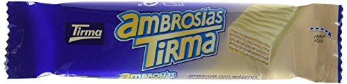 Tirma Ambrosías Zero 70% Cacao, Sin Azúcares Añadidos (3 Unidades