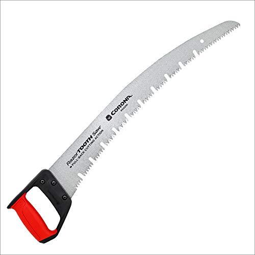 Corona RS16290 RazorTOOTH Raker Saw, 21-Inch, Red/Black