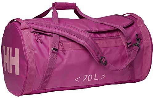 Helly Hansen HH Duffel Bag 2 70L Bolsa Deporte, Unisex Adulto, Festival Fuchsia