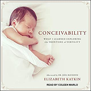 Conceivability audiobook cover art
