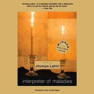 Interpreter of Maladies audiobook cover art