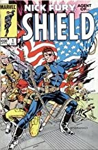 Nick Fury,Agent of SHIELD#1 (of 2) Limited Series