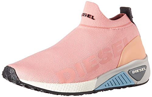 Diesel Damen SKB S-KB ATHL Sock II W-Sneakers Turnschuh, Rose Tan, 40 EU
