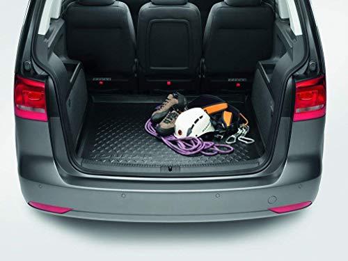Volkswagen 5T0061161 Gepäckraumschale für 5, 7-Sitzer bei versenkter 3. Sitzreihe