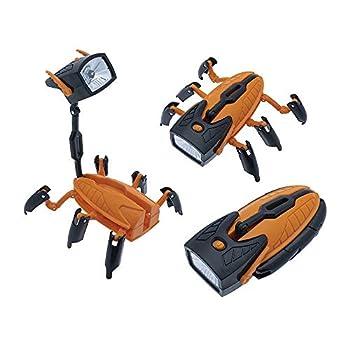 LitezAll Transforming Robot Flashlight 3 Pack - A Fun Transformer Type Flashlight For All Ages