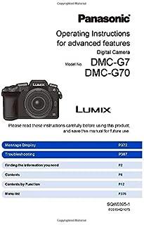 Best lumix dmc g7 manual Reviews