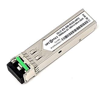 Cisco Compatible GLC-ZX-SM-RGD 1000BASE-ZX SFP Transceiver   1G ZX SM 80km Industrial Temp GLC-ZX-SM-RGD-HPC