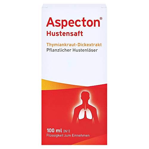 Aspecton Hustensaft, 100 ml