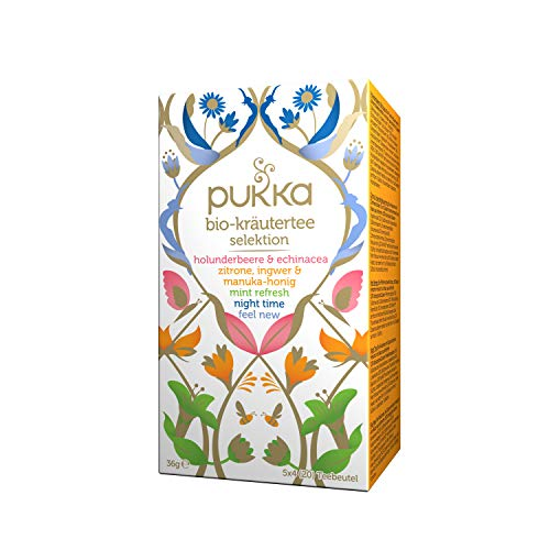 Unilever Germany -  Pukka BIO Tee