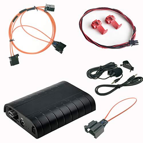 Most Bluetooth A2DP Adapter Freisprecheinrichtung für Mercedes Benz NTG1 NTG2 Comand APS50 Audio20