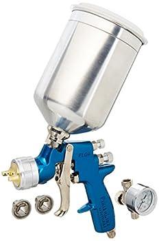 DeVilbiss 803558 Finishline 4 FLG-670 Solvent Based HVLP Gravity Feed Paint Gun