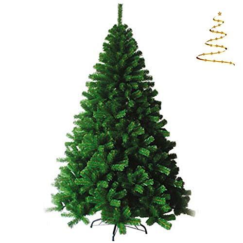 Frizzo Albero di Natale Verde 300CM FOLTO Pino Artificiale Natalizio IGNIFUGO | Comet