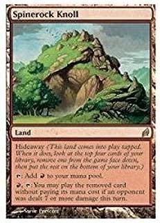 Magic: the Gathering - Spinerock Knoll - Lorwyn