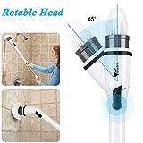 Immagine 2 amzdeal spazzola per pulizia elettrica