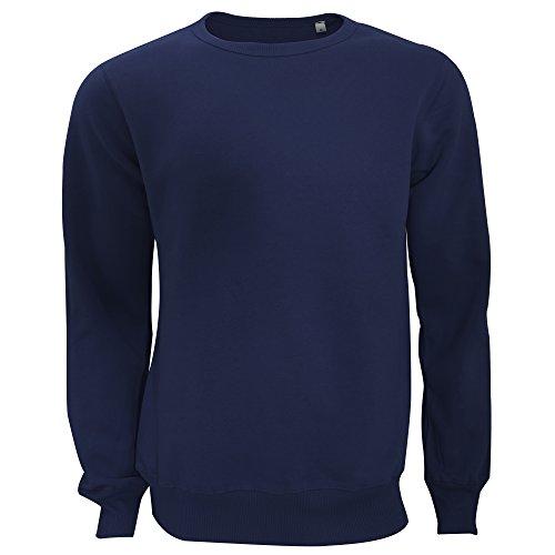 Active by Stedman - Sweatshirt - Homme (2XL) (Bleu Marine)