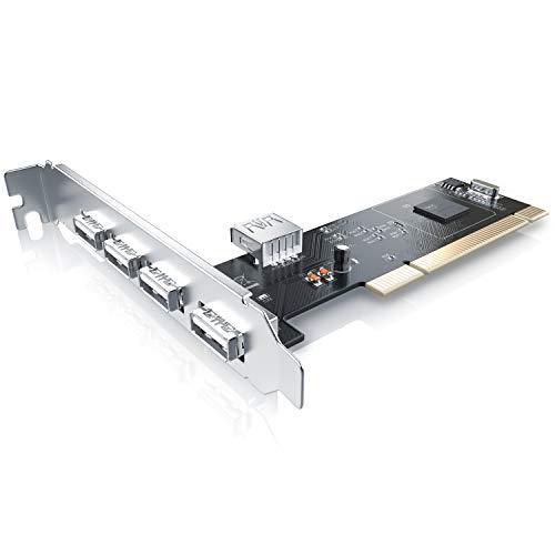 CSL - 4 1 Port 5 Port USB 2.0 PCI...