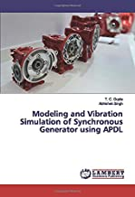 Modeling and Vibration Simulation of Synchronous Generator using APDL