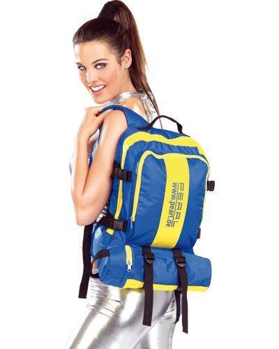 PEARL Kühltaschenrucksack: Kühltaschen-Rucksack Deluxe (Rucksack mit Kühlfunktion)