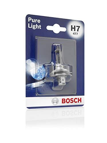 Bosch 1987301012 Lampadina, H7 12V 55W