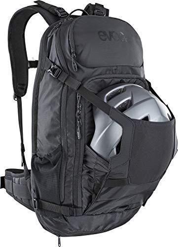 EVOC Zaino Fr Trail E-Ride 20L Protector - Black