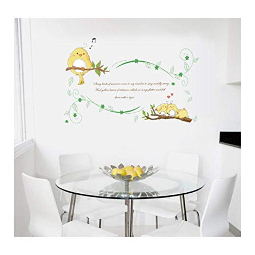 Estilo retro cocotero verano playa etiqueta de la pared decoración de telón de fondo de PVC para el hogar habitación de los niños calcomanías arte papel pintado pegatinas cartel 90x60 cm