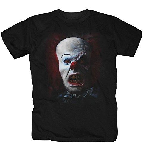 ES Shirt Nero XXXL