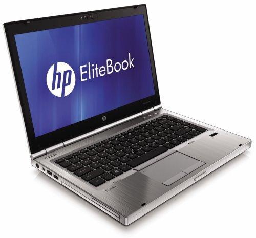 HP EliteBook 8460p 14 inch Notebook (Intel Core i5 2520M 2.5 GHz, 4 GB RAM, 320 GB HDD, Intel HD 3000, DVD, Windows 7 (Generalüberholt)
