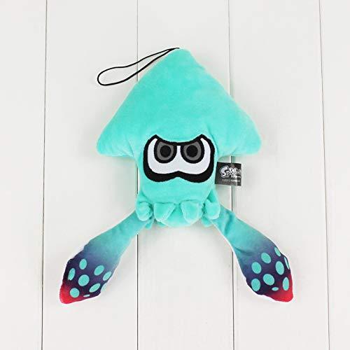 tianluo Stofftier 25cm Splatoon Inklings Tintenfisch Plüschtier Tintenfisch Inkling Gefüllte Anhänger Puppe Für Kinder