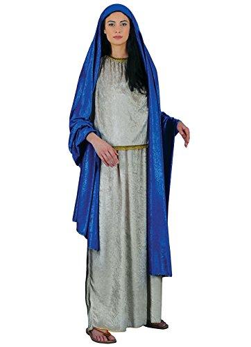 Stamco Disfraces chiber - Disfraz Virgen Maria para Mujer Adulta