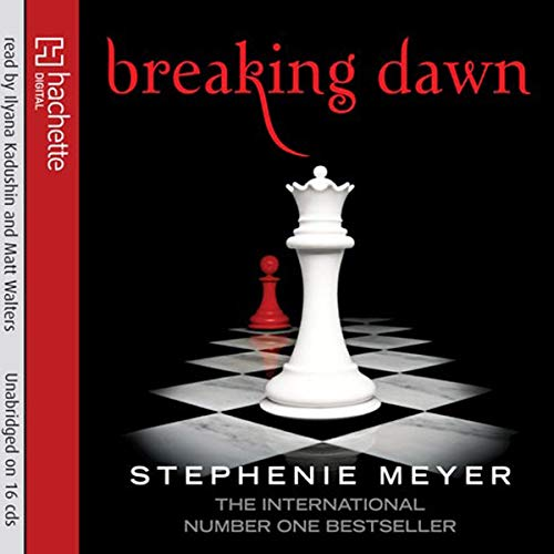 Couverture de Breaking Dawn: Twilight Series, Book 4