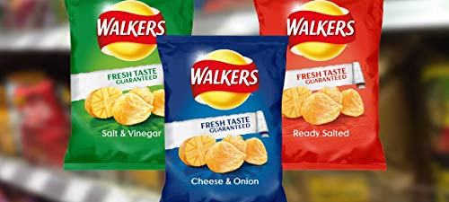 Walkers Variety Box Crisps (Pack...
