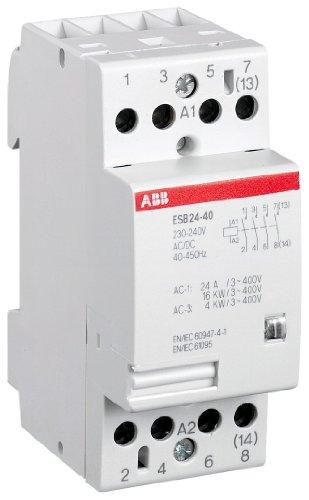 ABB 2071034 ESB24-40-230V Installationsschütz, 230 V