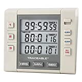 Control Company 5000 Traceable Three-Channel Alarm Timer