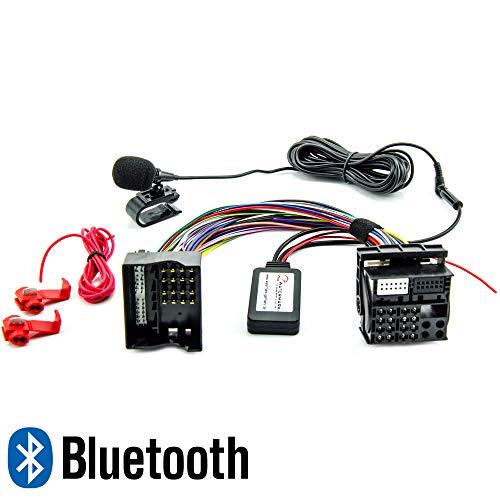 Watermark WM-BTMIC41 Bluetooth Adapter Freisprecheinrichtung für Opel Astra H, Corsa D, Zafia B, Meriva, Signum mit CD70 Navi Radio
