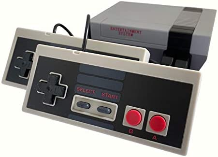 Classic Mini Retro Video Game Console with Preloaded 620 Games 2 Controllers Old School Video product image