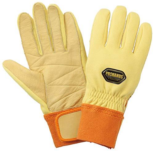 KY-221 (M) 消防 ケブラー手袋 消防手袋 消防 革手袋 消防 ケブラー 手袋 作業用手袋 消防団 PROHANDS 富士グローブ プロハンズ