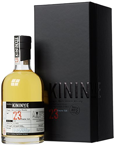 Photo of Kininvie 23 Year Old Batch 3 Whisky, 35 cl