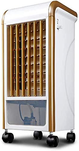 Huishoudelijke mechanische torenventilator Airconditionerventilator Koeling en verwarming Binnen Mobiel Kleine koelventilator Kantoor Luchtbevochtiger Luchtkoeler
