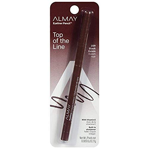Almay Intense i-Color Liner, Black Raisin [209], 0.009 oz