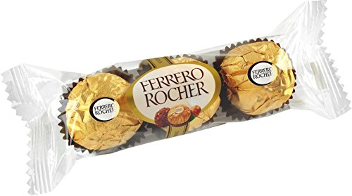 Ferrero Rocher (3 Pack) - Box of 16