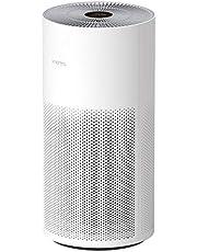 Smartmi Air Purifier Luchtreiniger met OLED-touchscreen-display, laserdeeltjessensor, 400 m³/h PM CADR, True HEPA sterke filter, Mi Home app-besturing