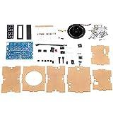Mini Radio FM Digitale Miki-ZDIY 87MHZ-108MHZ 2W 8ohm Kit di Elettronica per Altoparlanti Kit compatibili e Kit Fai-da-Te