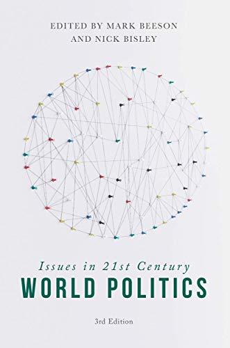 Issues in 21st Century World Politics [Lingua inglese]
