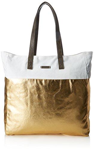 Brunotti Damen Rheta Women Bag Tasche, Dusty Gold, 51 x 42 x 15 cm