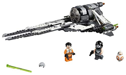 Unbekannt Lego® Star Wars 75242 TIE Interceptor™ - Allianz-Pilot