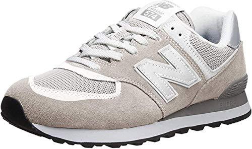 New Balance Herren 574v2 Core Sneaker, Mehrfarbig (Nimbus Cloud/ML574EGW), 42 EU