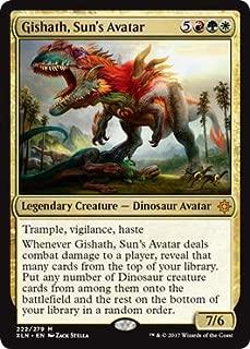 Wizards of the Coast Gishath, Sun's Avatar - Ixalan