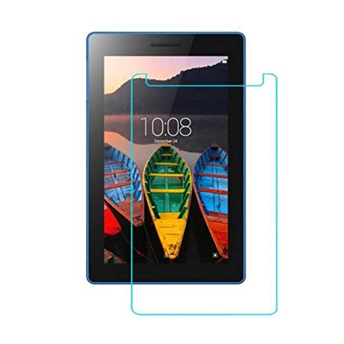 Fastway Tempered Glass Screenguard for Lenovo Tab3 710f Essential Tablet Screen Guard