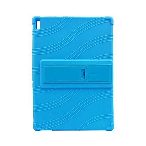 ORANXIN Hülle für Lenovo Tab E10 / 4 10 Plus - Stand Silikon Weich Stoßfest Schützend Abdeckung Hüllen für (Lenovo Tab E10 TB-X104F) (Lenovo Tab 4 10 Plus B-X304 / TB-X704) 10.1 Zoll Tablet